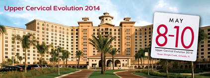 Upper Cervical Evolution Conference 2013